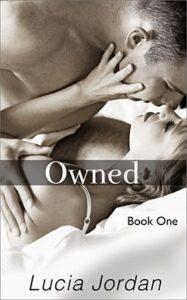 Owned by author Lucia Jordan. Book One cover.